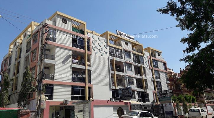 Akshat Elegance Apartments