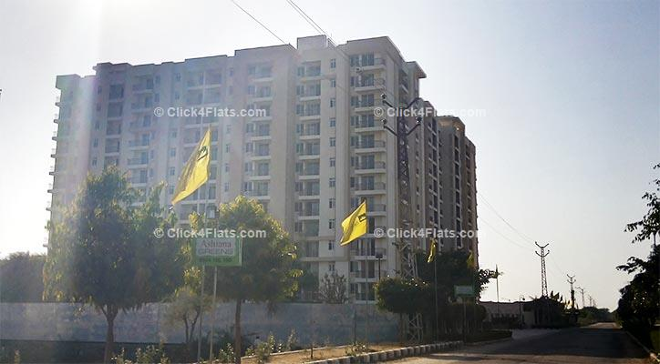Ashiana Greens Apartments for Sale
