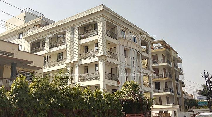 Blue Sky Apartments Jaipur
