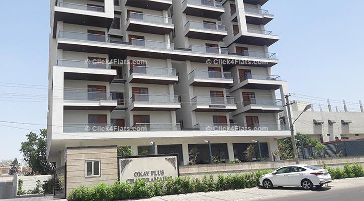 Chandra Mahal Flats for Sale