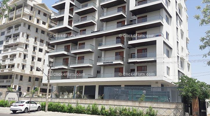 Chandra Mahal Apartments for Sale