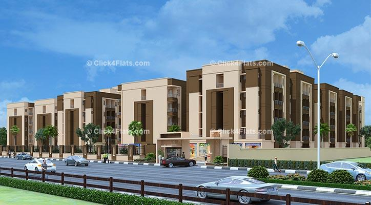 Auric City Homes Apartments