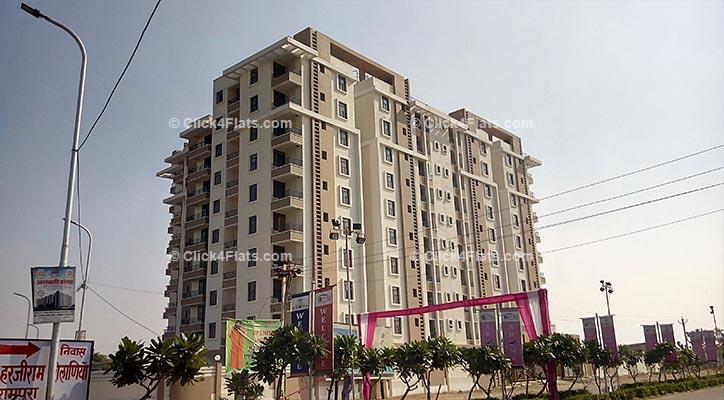 Coral Arihant Heights Apartments