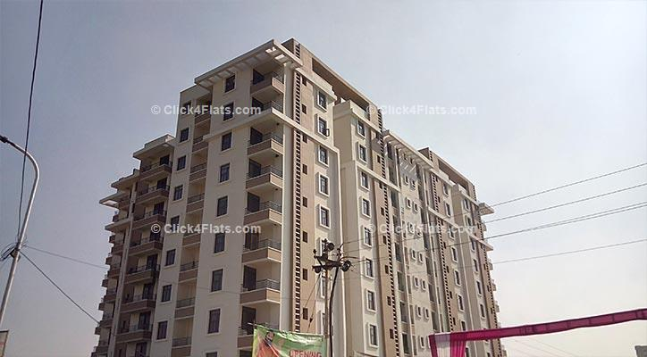 Coral Arihant Heights Price
