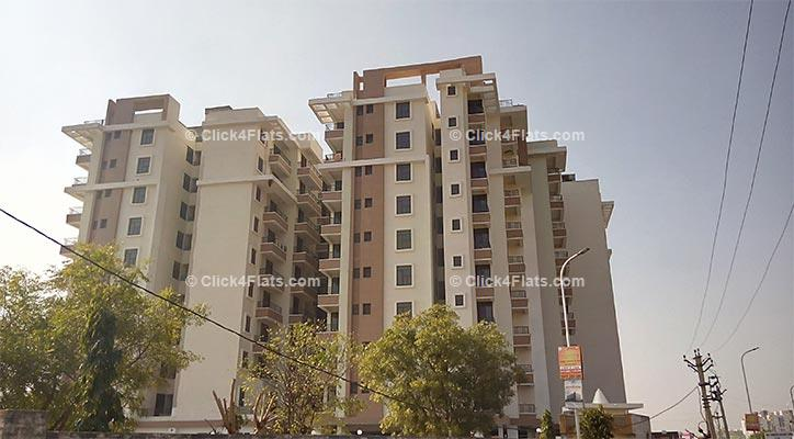 Coral Arihant Heights Cost
