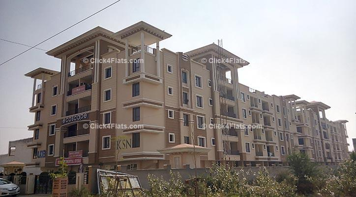 Ecoscape Patrakar Colony