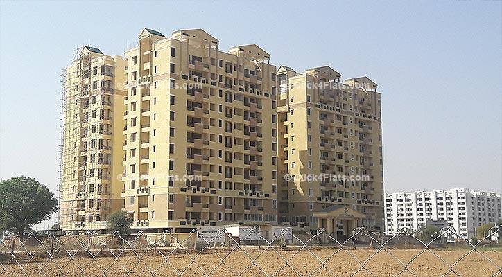 Eminent Towers 2 BHK Flats In Jaipur
