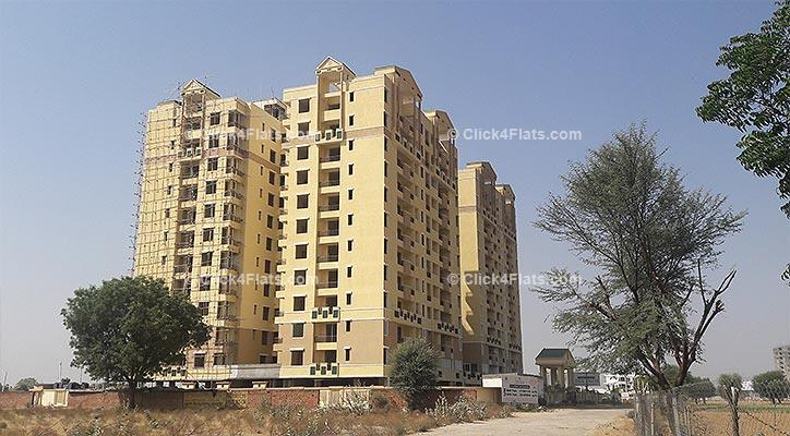 Eminent Towers 3 BHK Flats In Jaipur