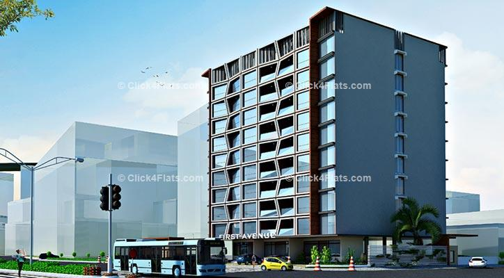 Upasana First Avenue Apartments