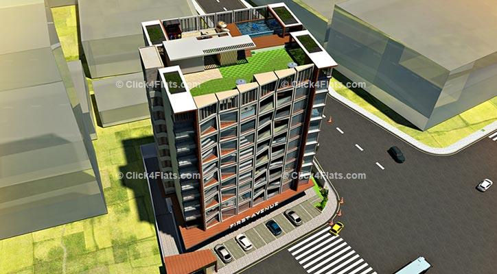 Buy Upasana First Avenue