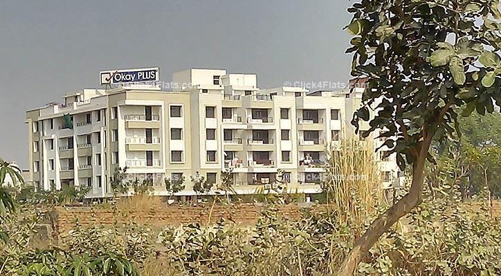 Hare Krishna Homes Apartments
