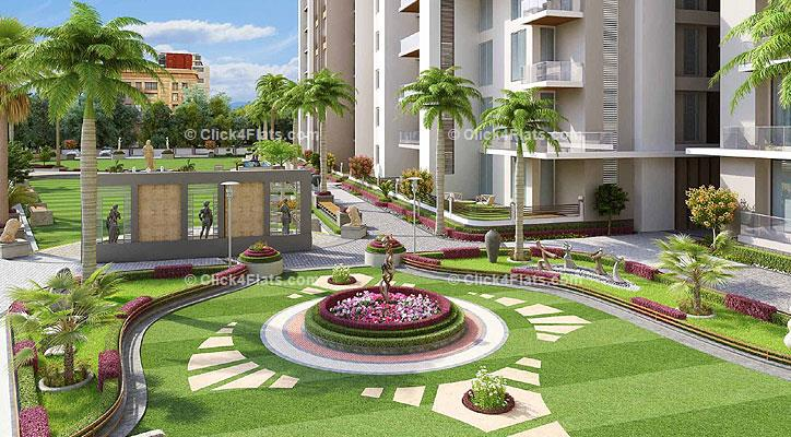 Hyde Park Luxury Flats in Jaipur