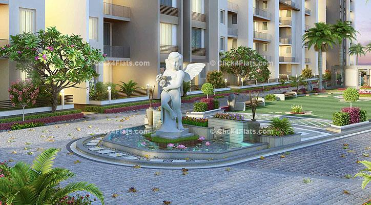 Hyde Park Luxury Apartments in Jaipur