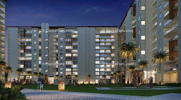 Jewel of India 1 Flats for Sale