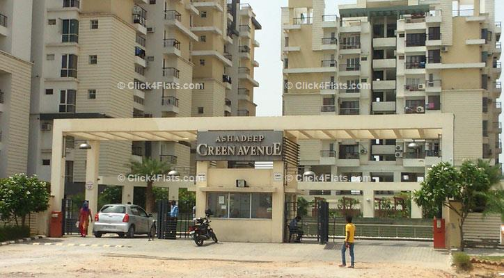 Ashadeep Green Avenue Apartments