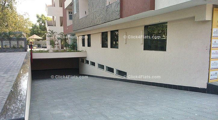 SDC Roshan Residency Luxury Flats in Jaipur