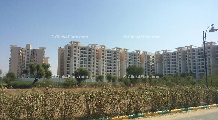 Urbana Jewels 2 BHK Flats In Jaipur