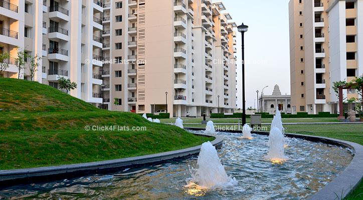 Urbana Jewels Apartments in Jaipur
