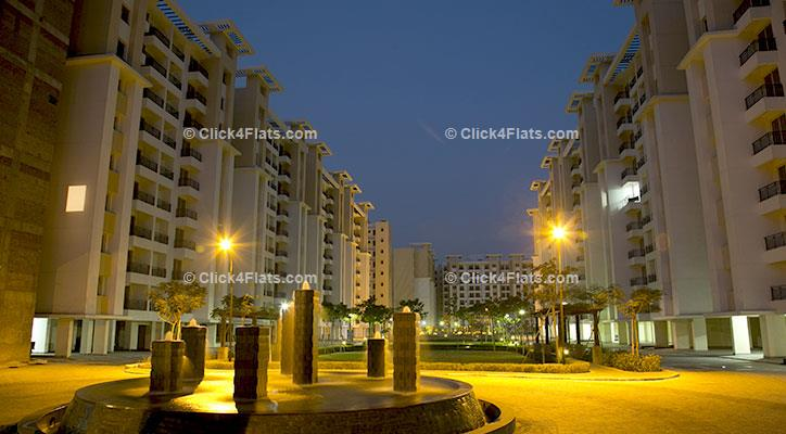 Urbana Jewels Luxury Apartments in Jaipur