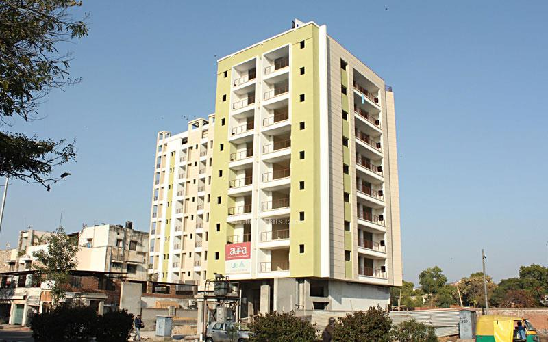 Unique Aura Luxury Apartments in Jaipur
