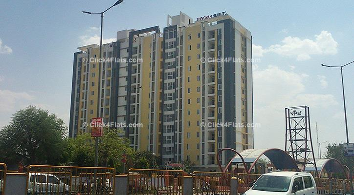 Shivgyan Heights Apartments