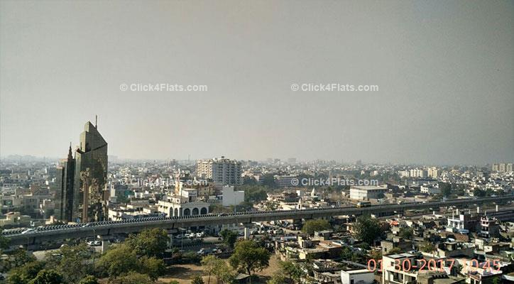 Air Ridhiraj AAA Group Flats for Sale