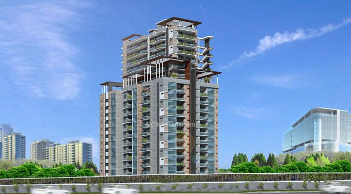Air Ridhiraj AAA Group Flats