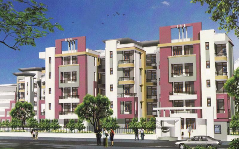 Anukampa Residency Flats