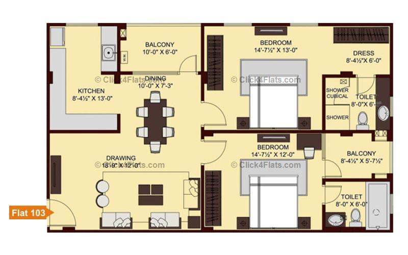 Ridhiraj enclave flats for sale in ridhiraj enclave at for F salon vaishali nagar