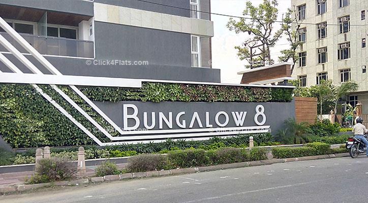 Ridhiraj Bungalow 8 Bapu Nagar