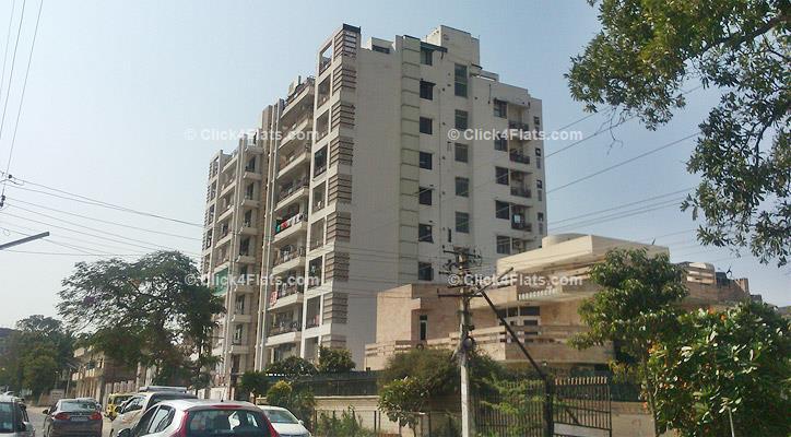 Ridhiraj Residency Flats