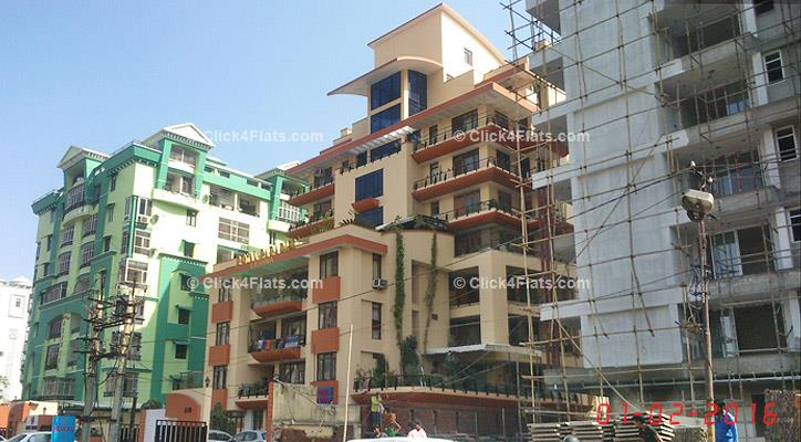 Royal Paradise Krishna Apartments