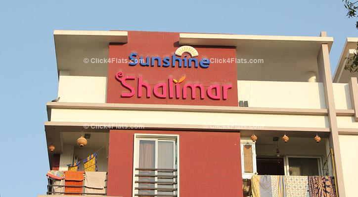 Sunshine Shalimar Apartments