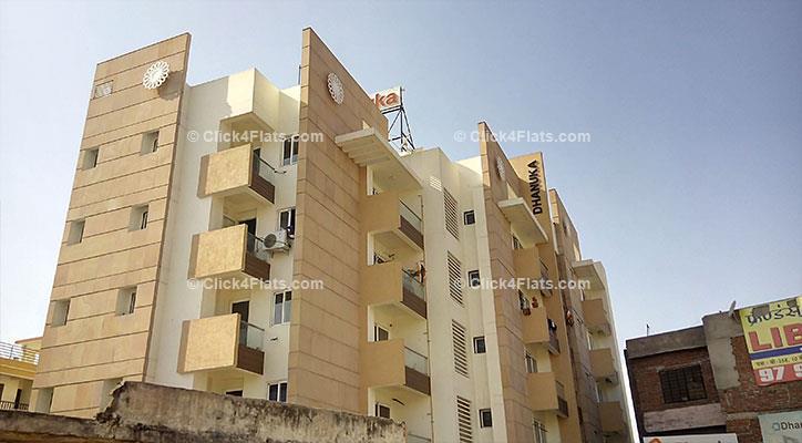 Sunshine Krishna 3 Apartments