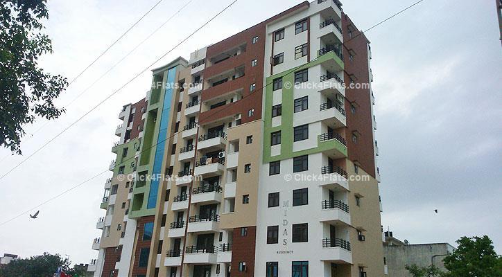 Midas residency flats for sale in midas residency at for F salon vaishali nagar