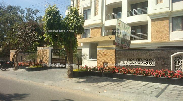 Misty Meadows Apartments Jaipur