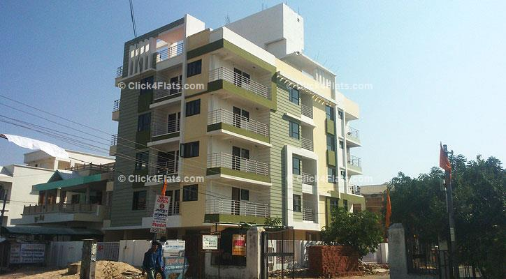 GHP Padam Residency Flats