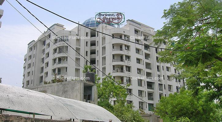 The Grand Geejgarh Luxury Flats in Jaipur