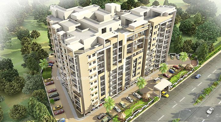 Arihant Sai Residency Apartments