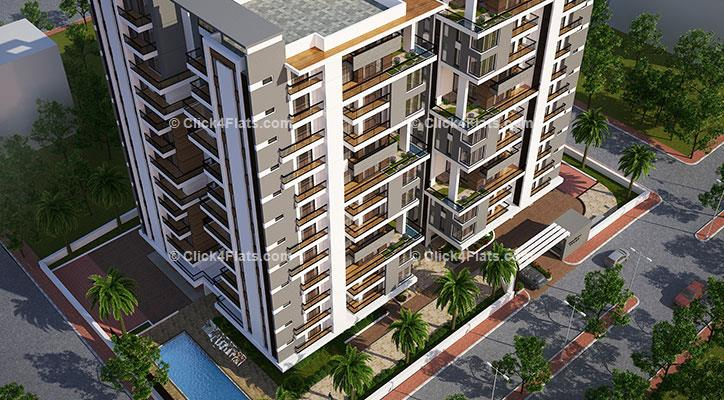 Felicity Irene Usha Tower Flats