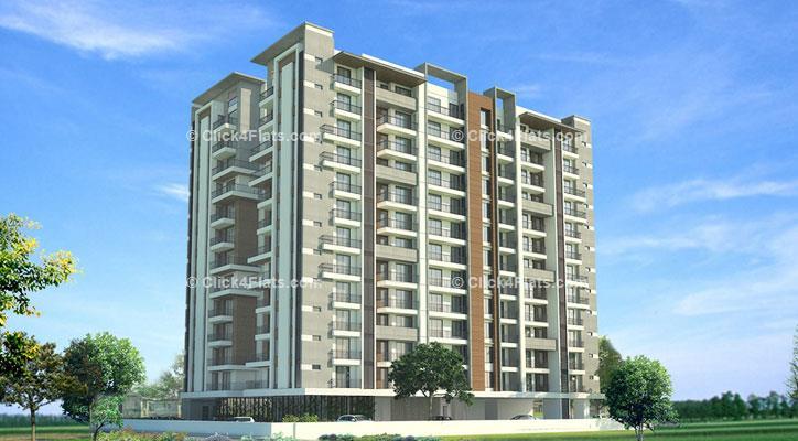 Felicity Irene Usha Tower Gopalpura Bypass
