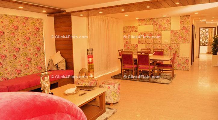 Felicity Irene Usha Tower Luxury Apartments in Jaipur