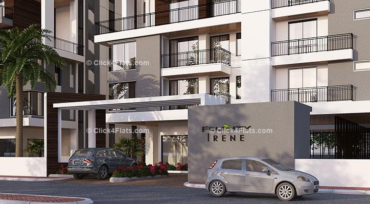 Felicity Irene Usha Tower Jaipur