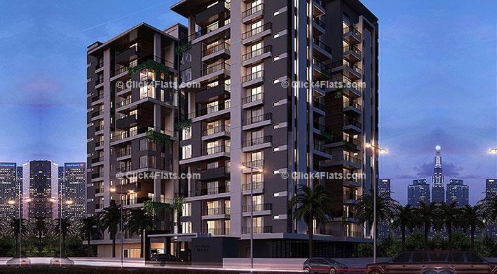Felicity Irene Usha Tower Apartments