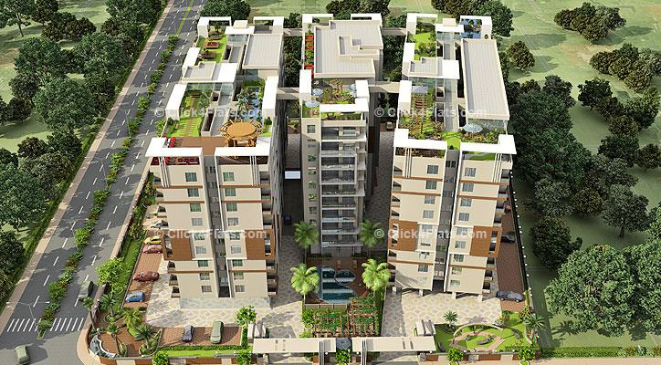Arihant Legacy Apartments