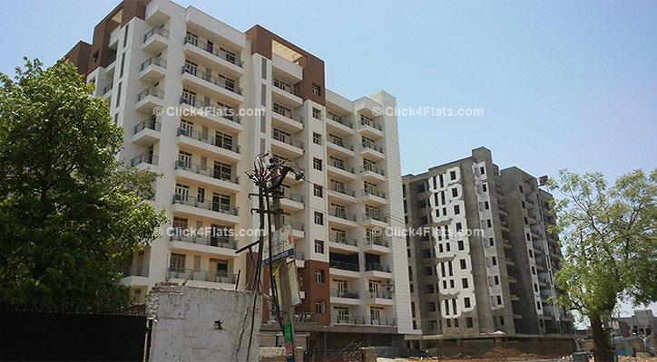 Kohinoor Residency Apartments in Jaipur