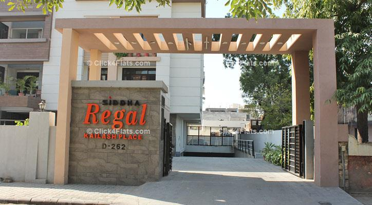Siddha Regal Apartments