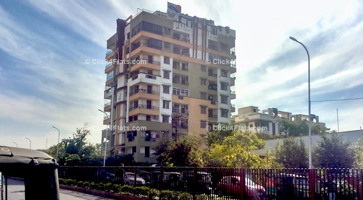 Jagmohan Golden Fortune Apartments