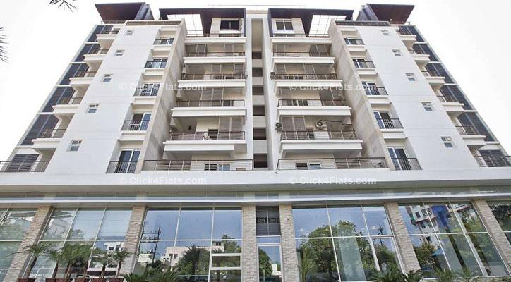 Akshat Trishala Apartments