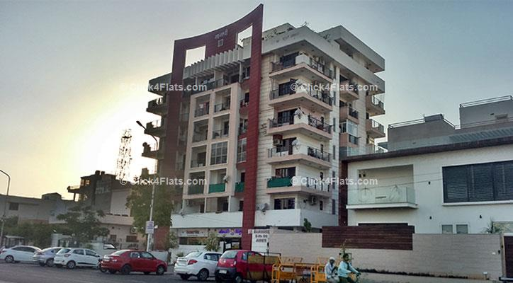 Manshri City Apartment Flats